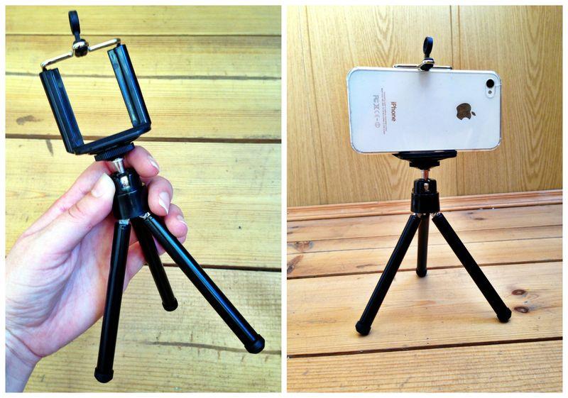 Подробная инструкция Как сделать штатив для фотоаппарата своими руками