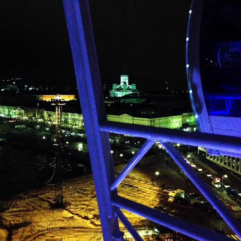 Новый год в Хельсинки   Блог Дом, в который хочется приходить