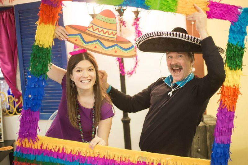 Мексиканская вечеринка атрибутика своими руками 22