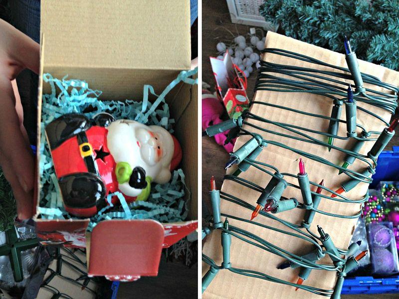 Как хранить ёлочные игрушки. MyCell | Блог Дом, в который хочется приходить