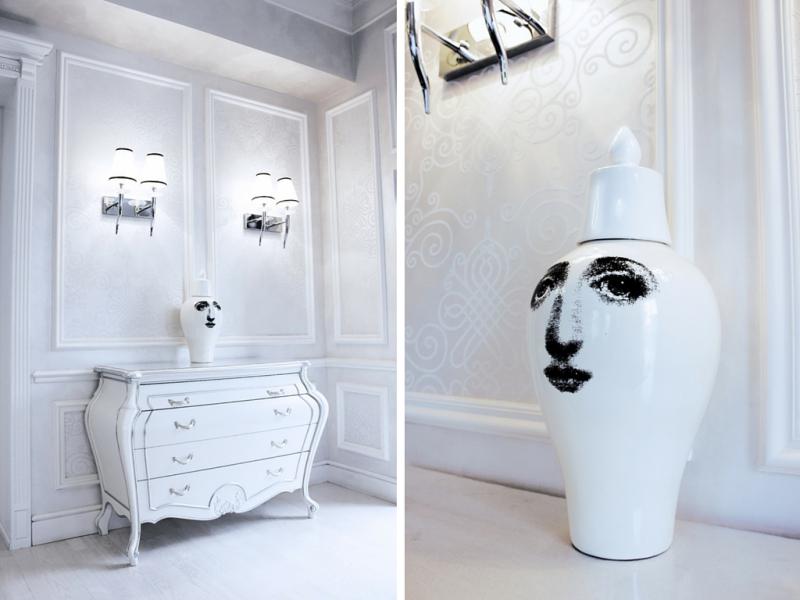 Дизайн Светланы Рома | Блог Варвары Лялягиной Дом, в который хочется приходить